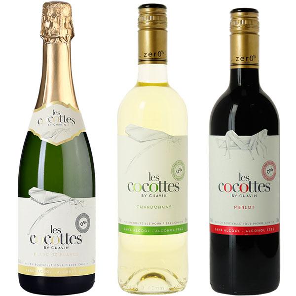 Nouveau chez HB… la Suite : le vin à 0% d'alcool. Pour faire la fête en toute sécurité.